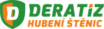 Deratizace Logo - Deratiz