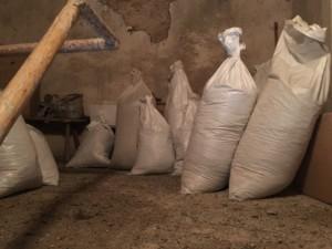 Likvidace nebezpečného odpadu (trus a kadavery)